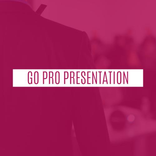 Go Pro Presentation Kit