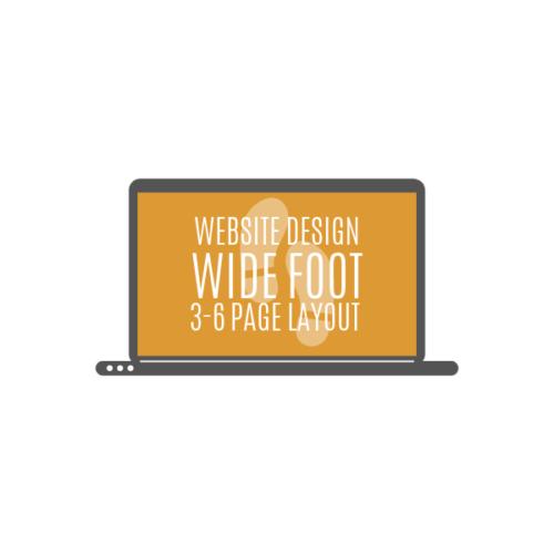 Wide Foot