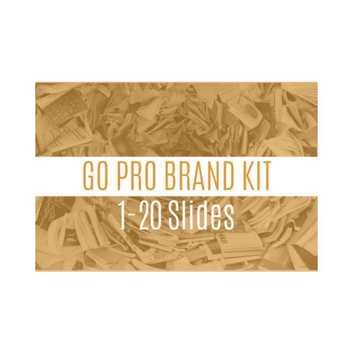 Go Pro Brand Kit