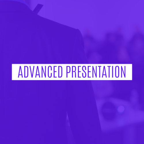 Advanced Presentation