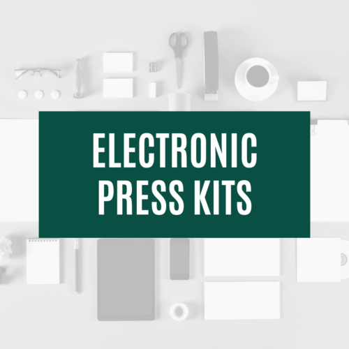 ELECTRONIC PRESS KIT